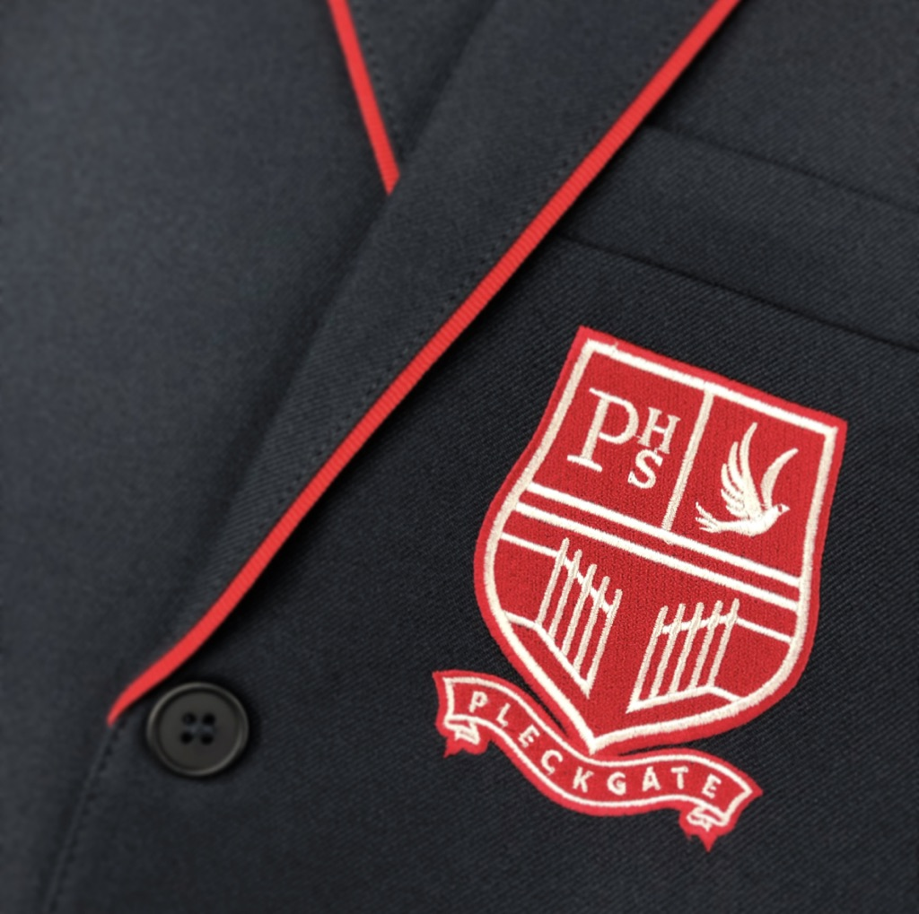 Pleckgate Girls Blazer