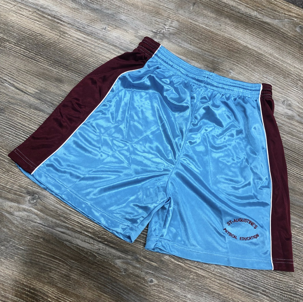 St Augustines Boys Shorts