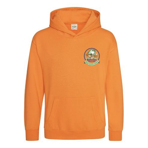 Walverden Primary School 2020 Leaver's Hoodies