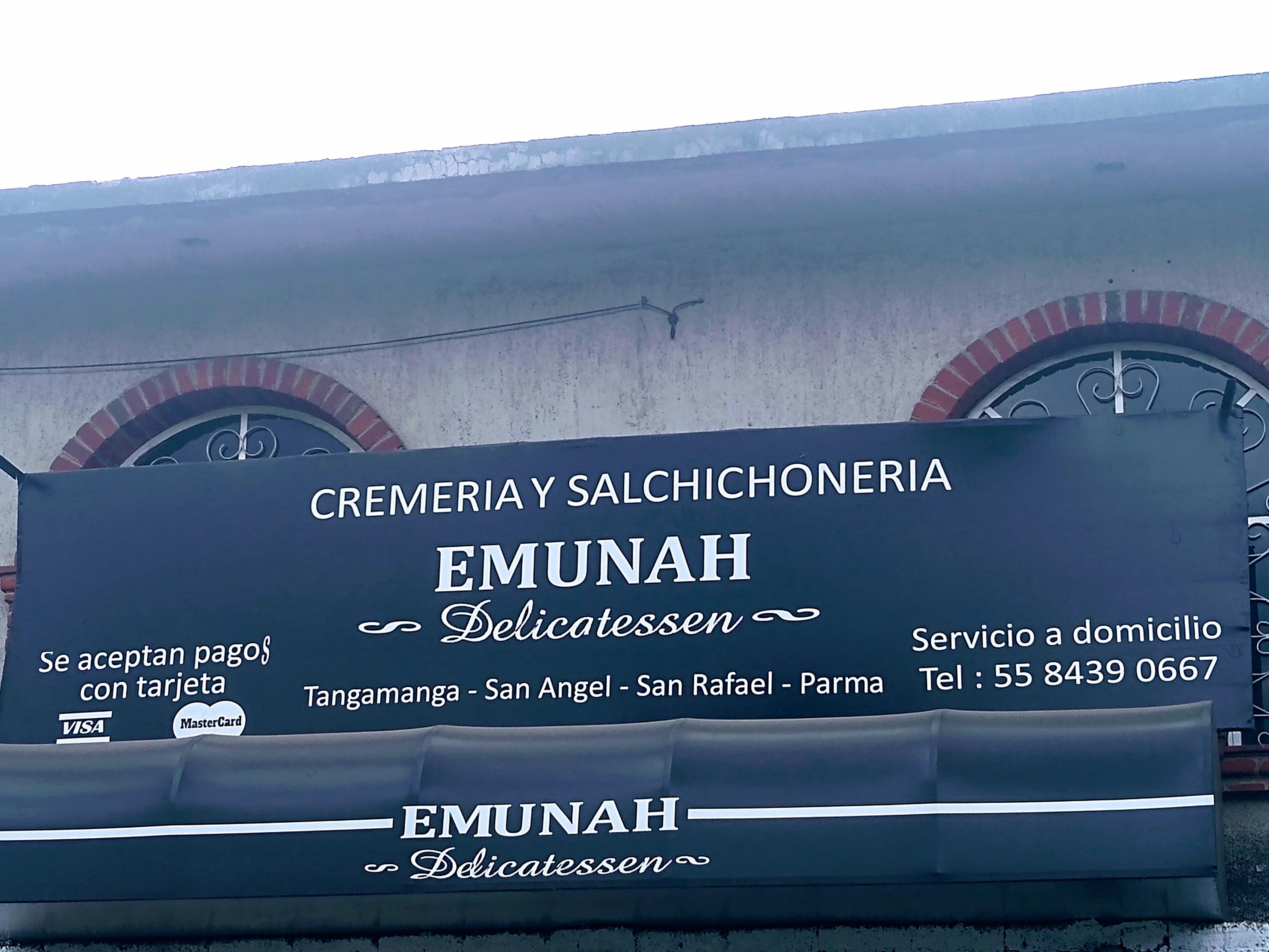 CREMERIA Y SALCHICHONERIA EMUNAH