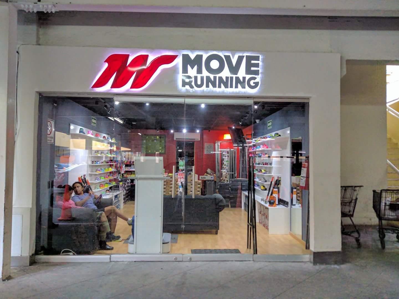Move Running