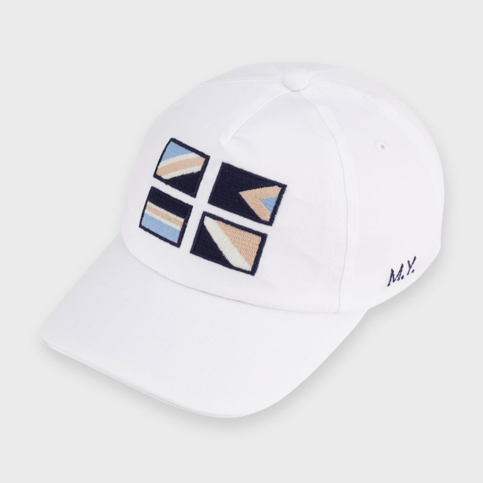 MAYORAL ACCESSORIES BOYS Flags cap 10066-54