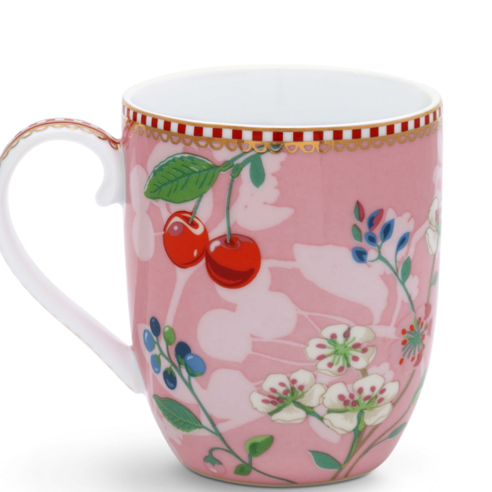 Pip studio small hummingbird mug pink