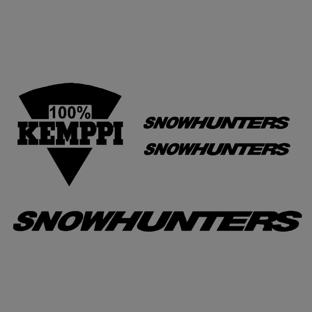Snowhunters paketti