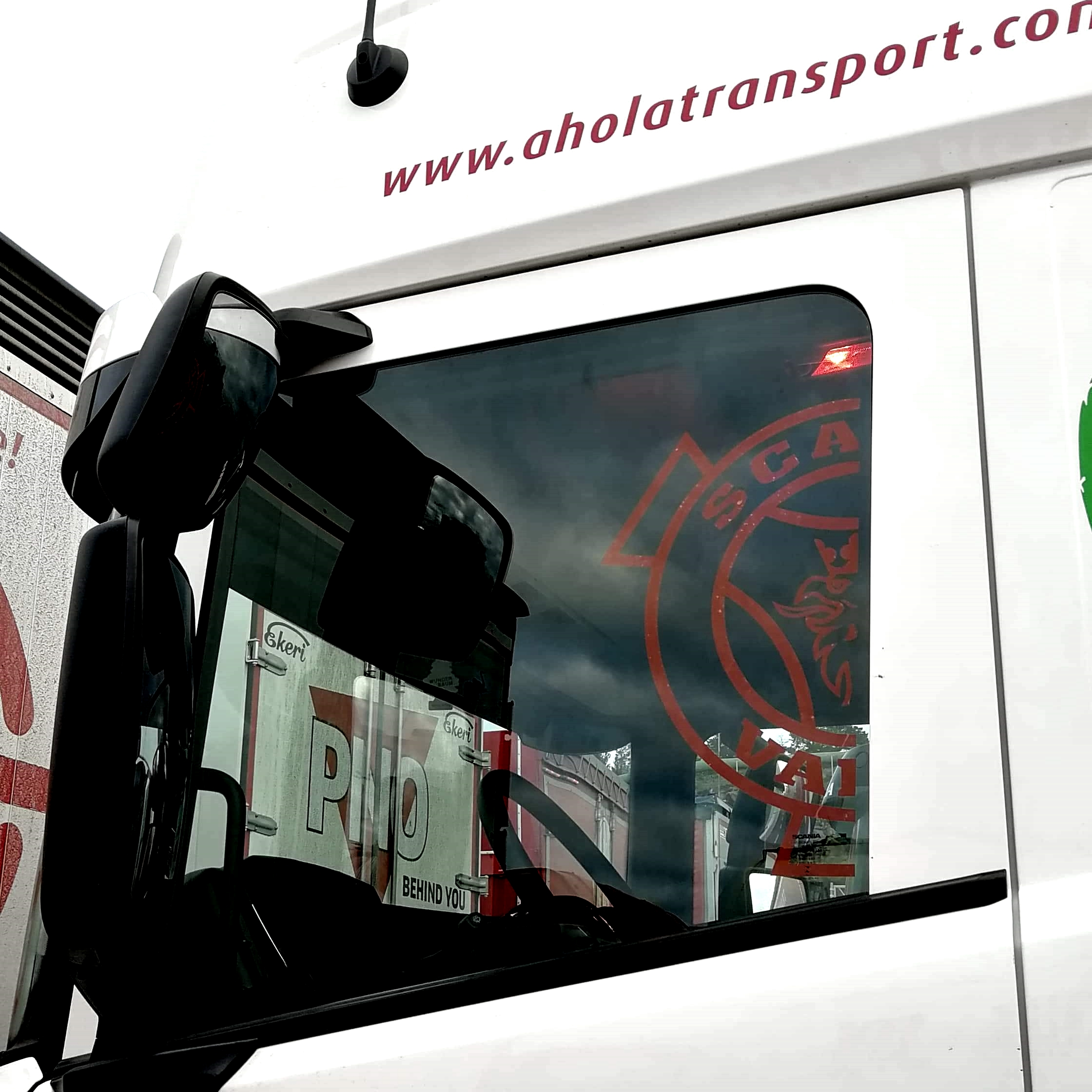 Scania-Vabis pari