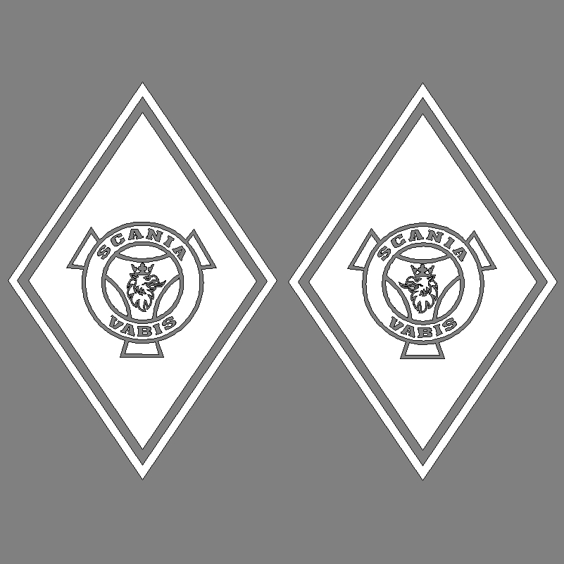 Salmiakki kuvio logolla