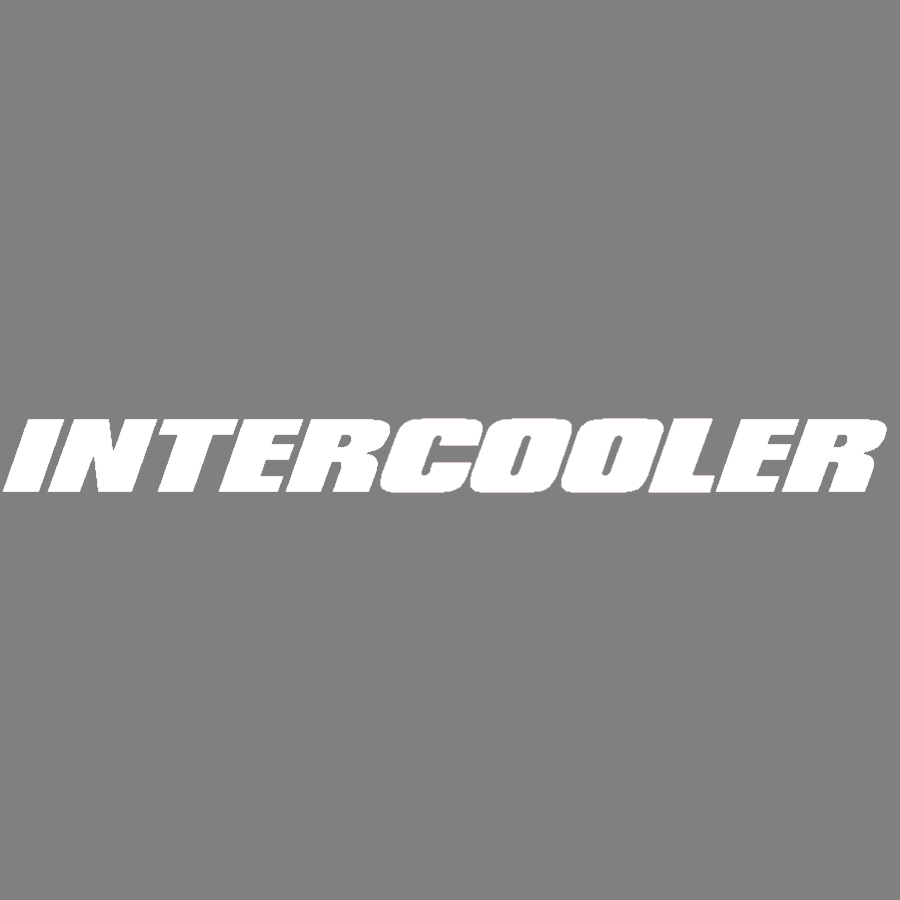 Intercooler tarra pari