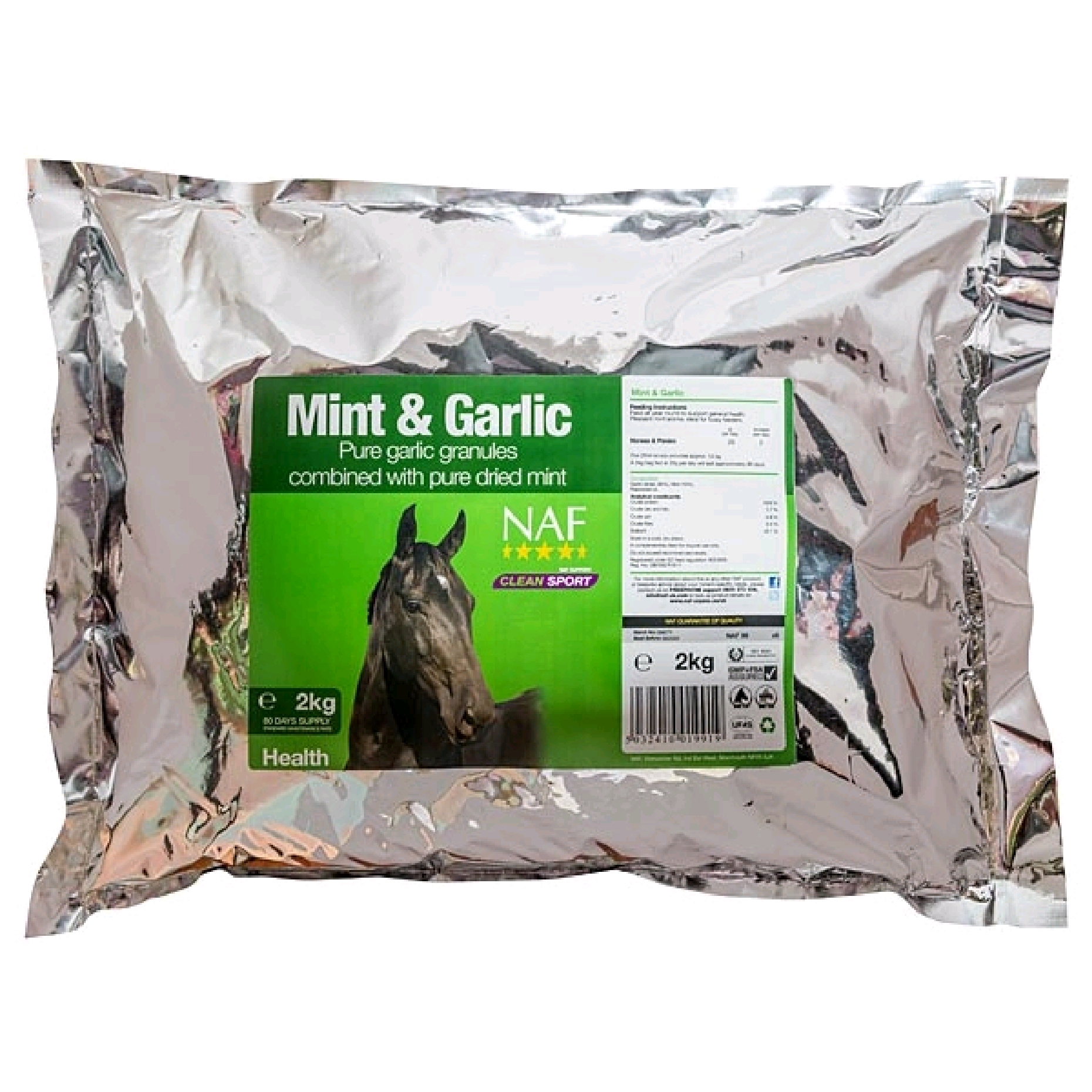 NAF Mint & Garlic Mix Refill