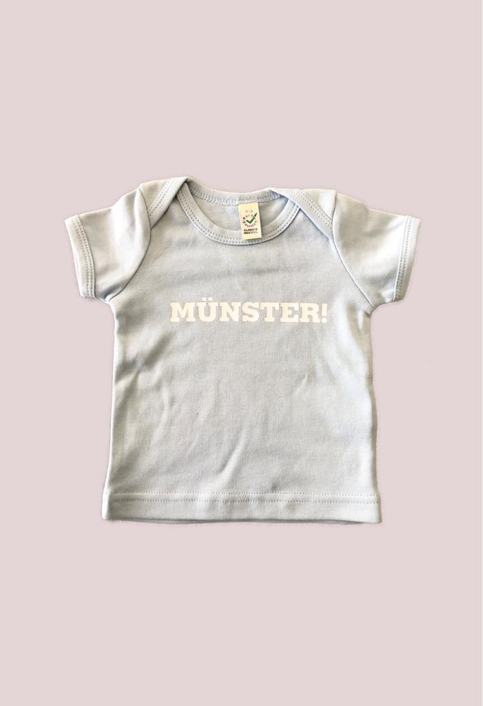 MÜNSTER! Baby-Shirt