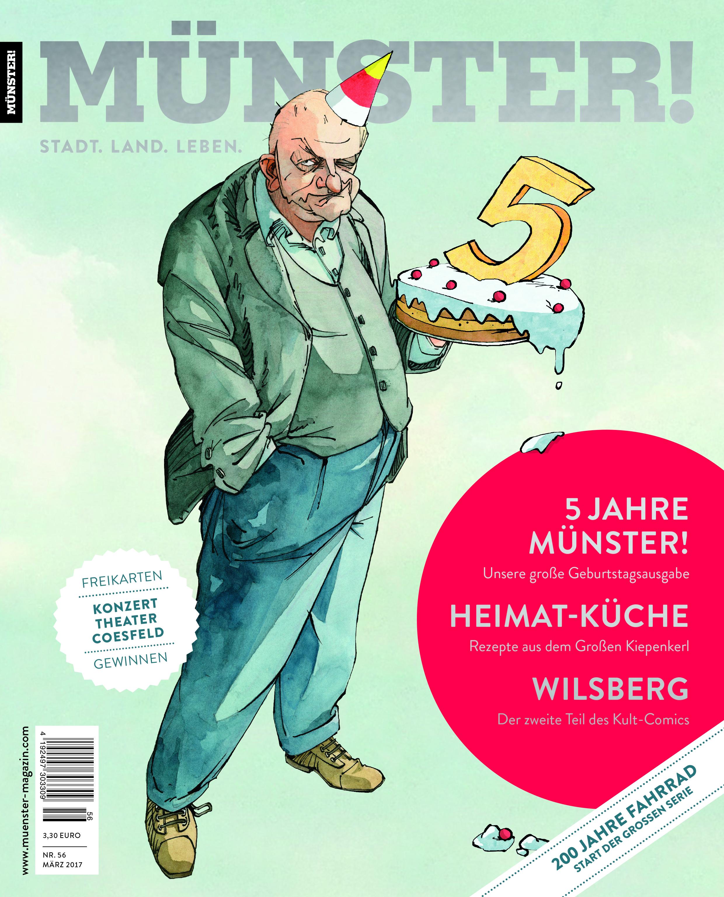 MÜNSTER! März 2017