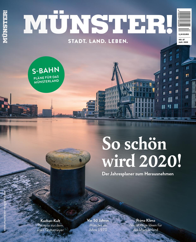 MÜNSTER! Januar 2020