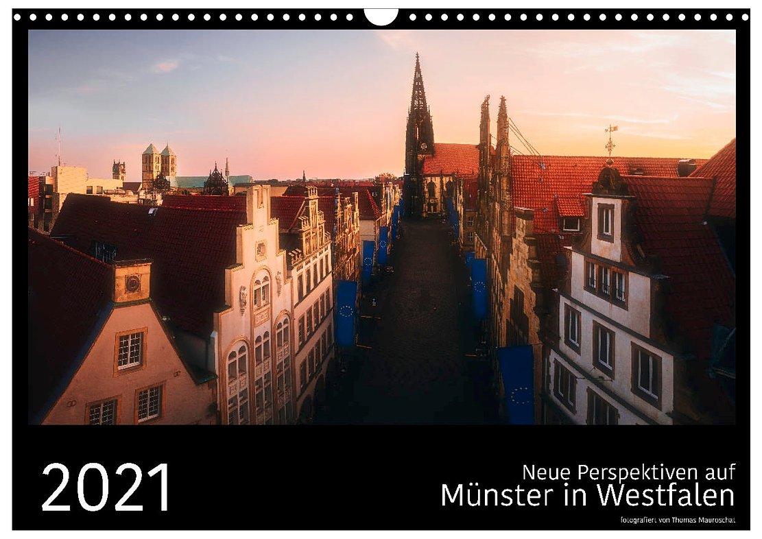 Neue Perspektiven auf Münster - Kalender 2021
