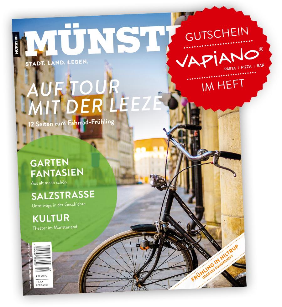 MÜNSTER! April 2017