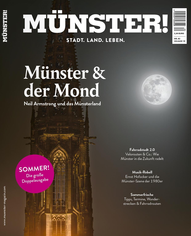 MÜNSTER! Juli/August 2019