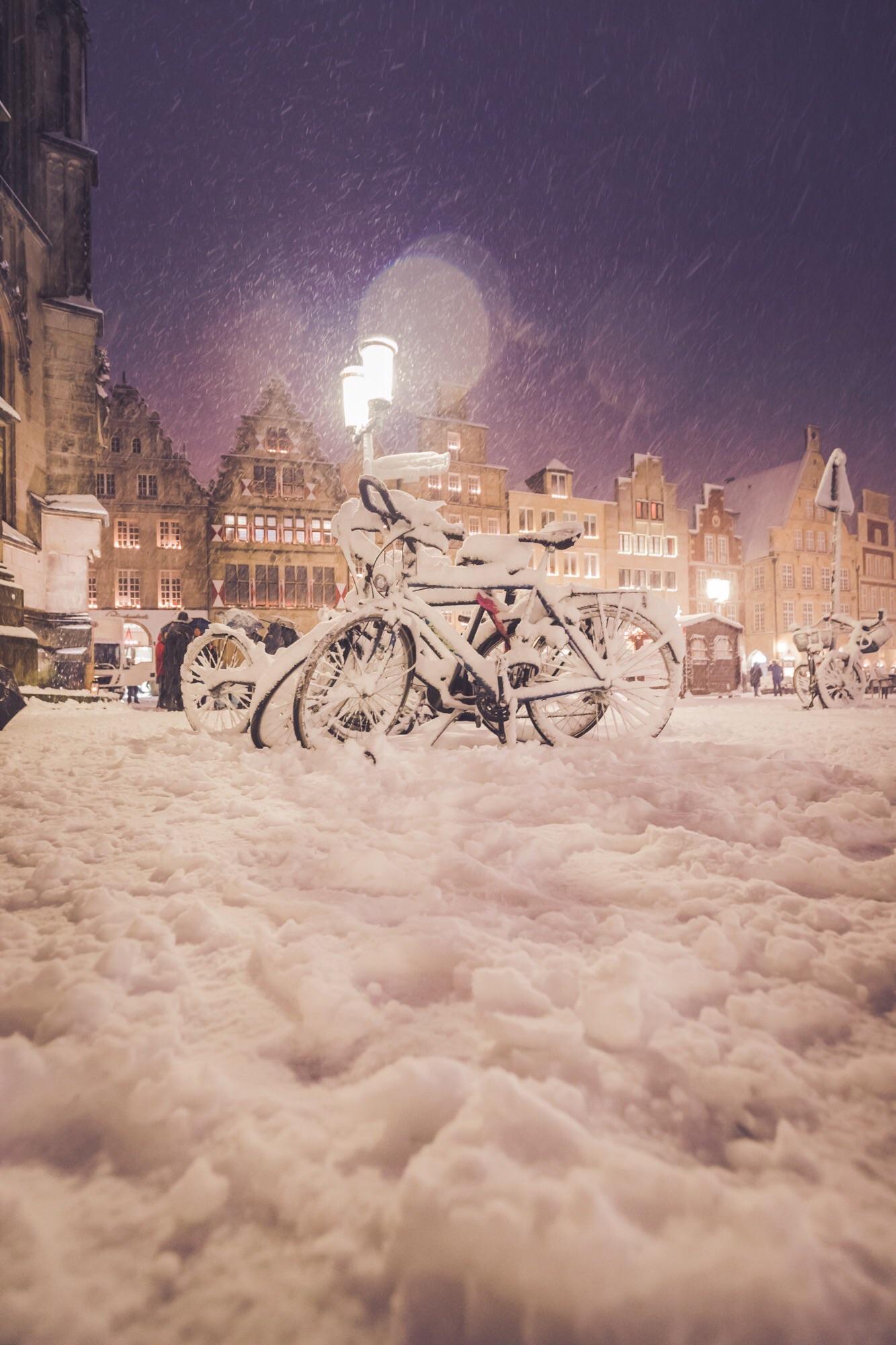 Winter-Leeze, Acryl