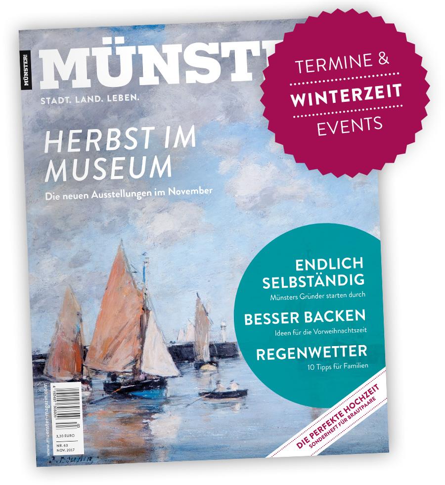 MÜNSTER! November 2017