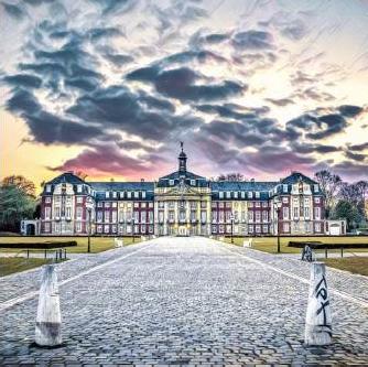 Schloss 40x40
