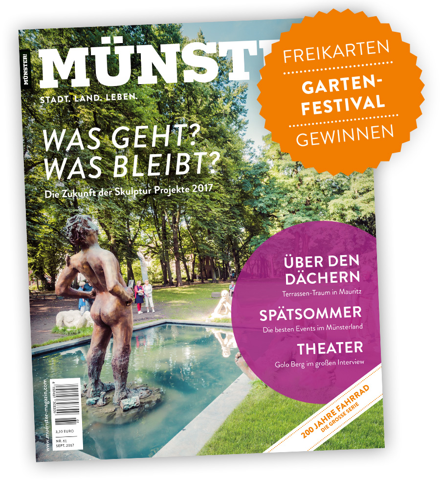 MÜNSTER! September 2017
