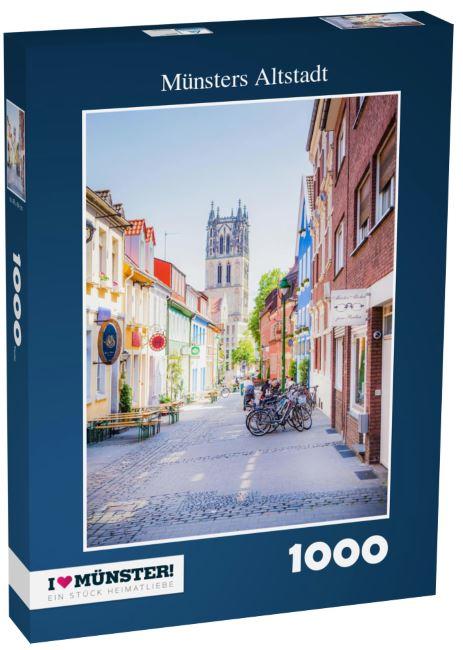 Puzzle Altstadt 1000 Teile