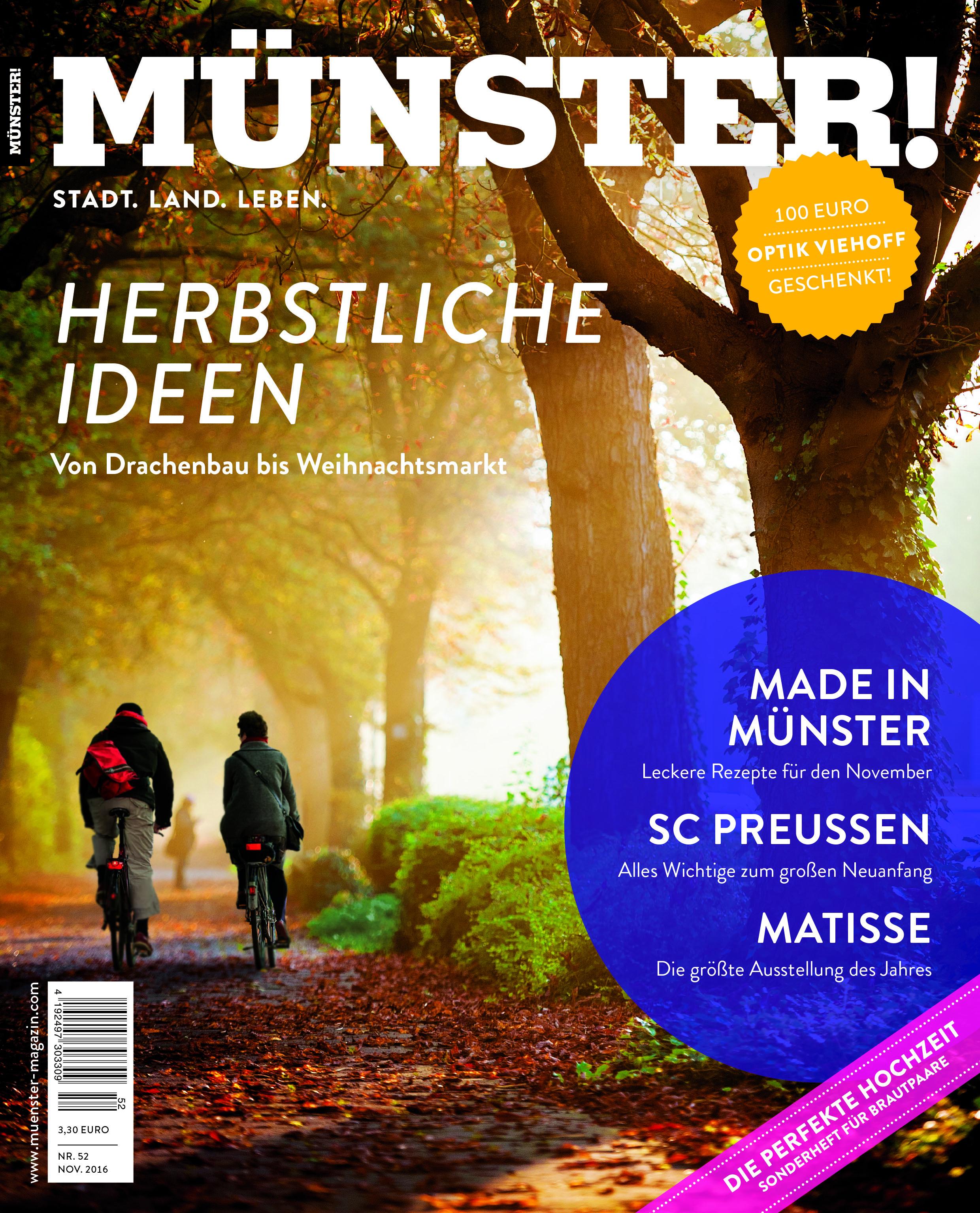 MÜNSTER! November 2016