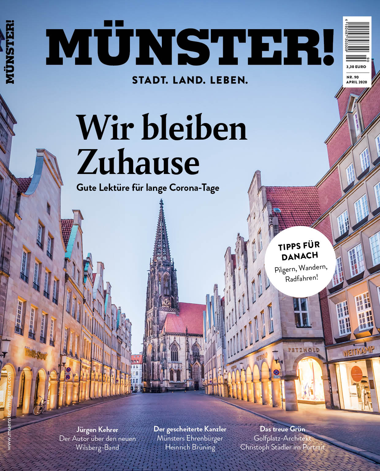 MÜNSTER! April 2020
