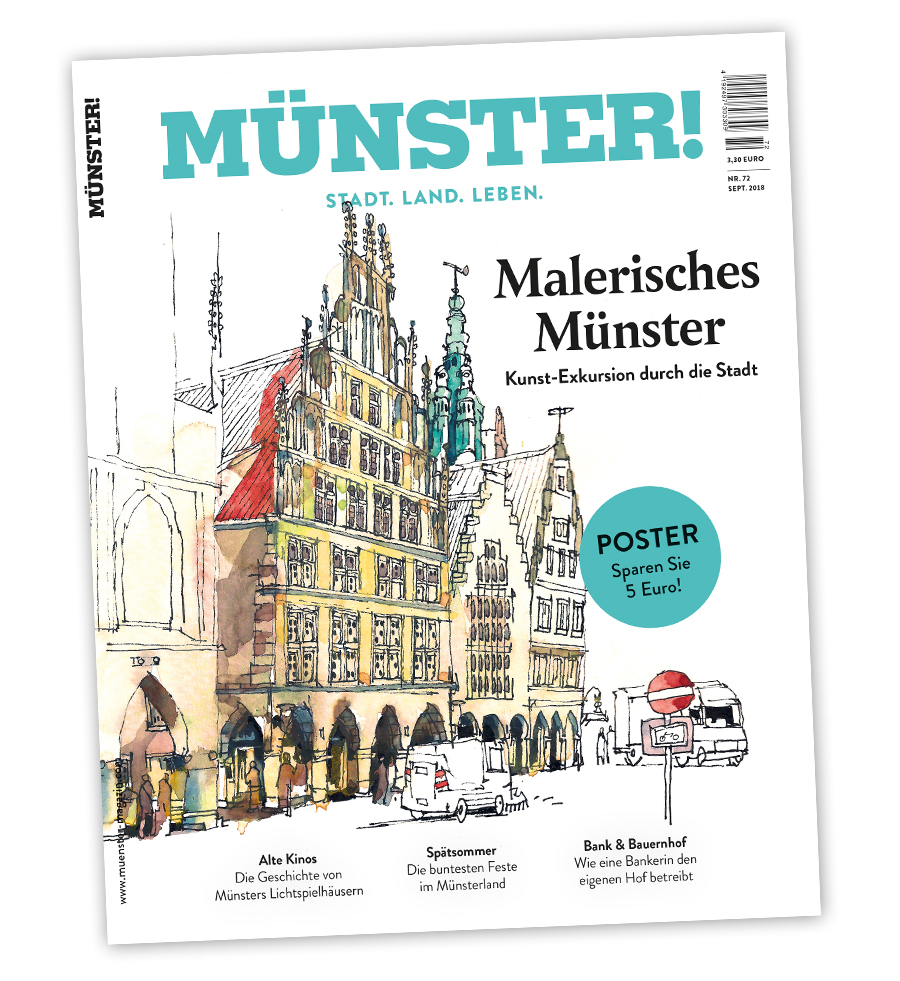 MÜNSTER! September 2018
