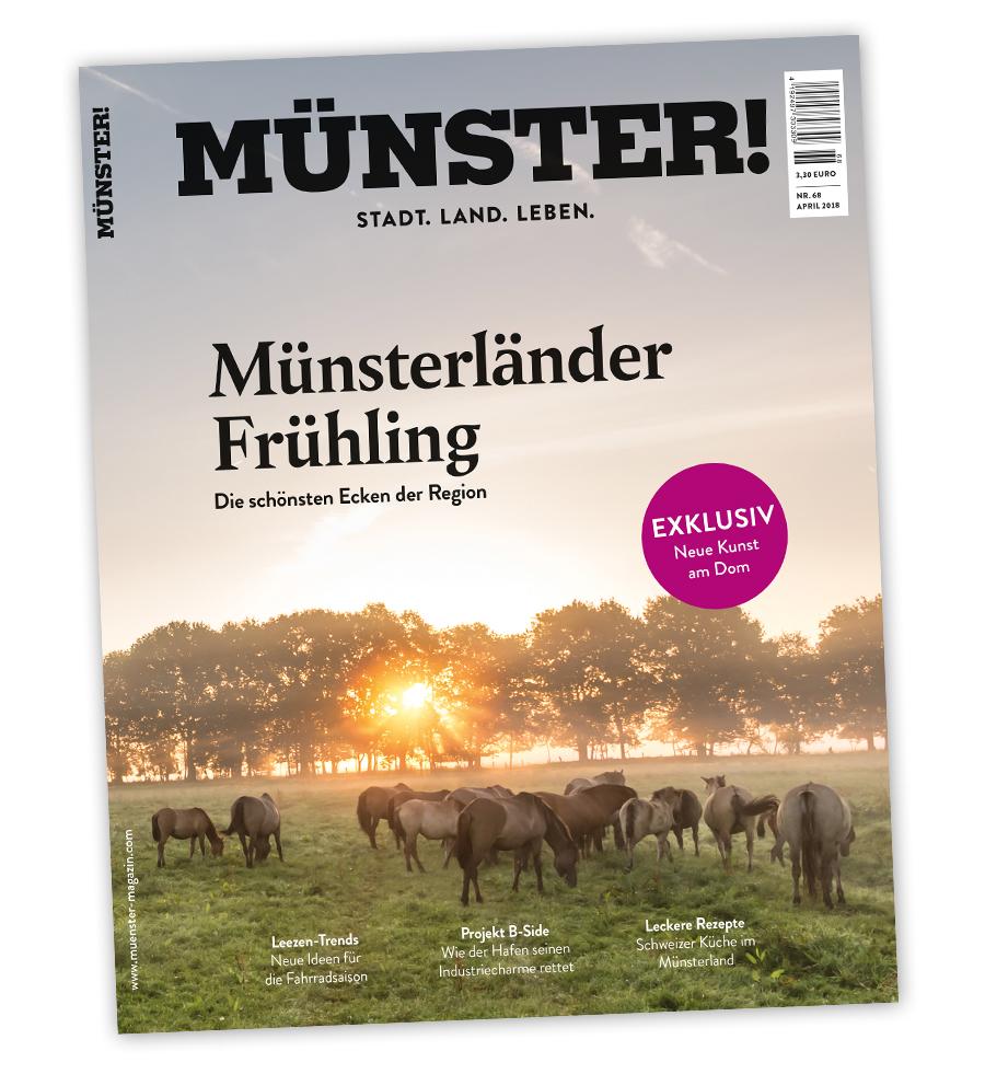 MÜNSTER! April 2018