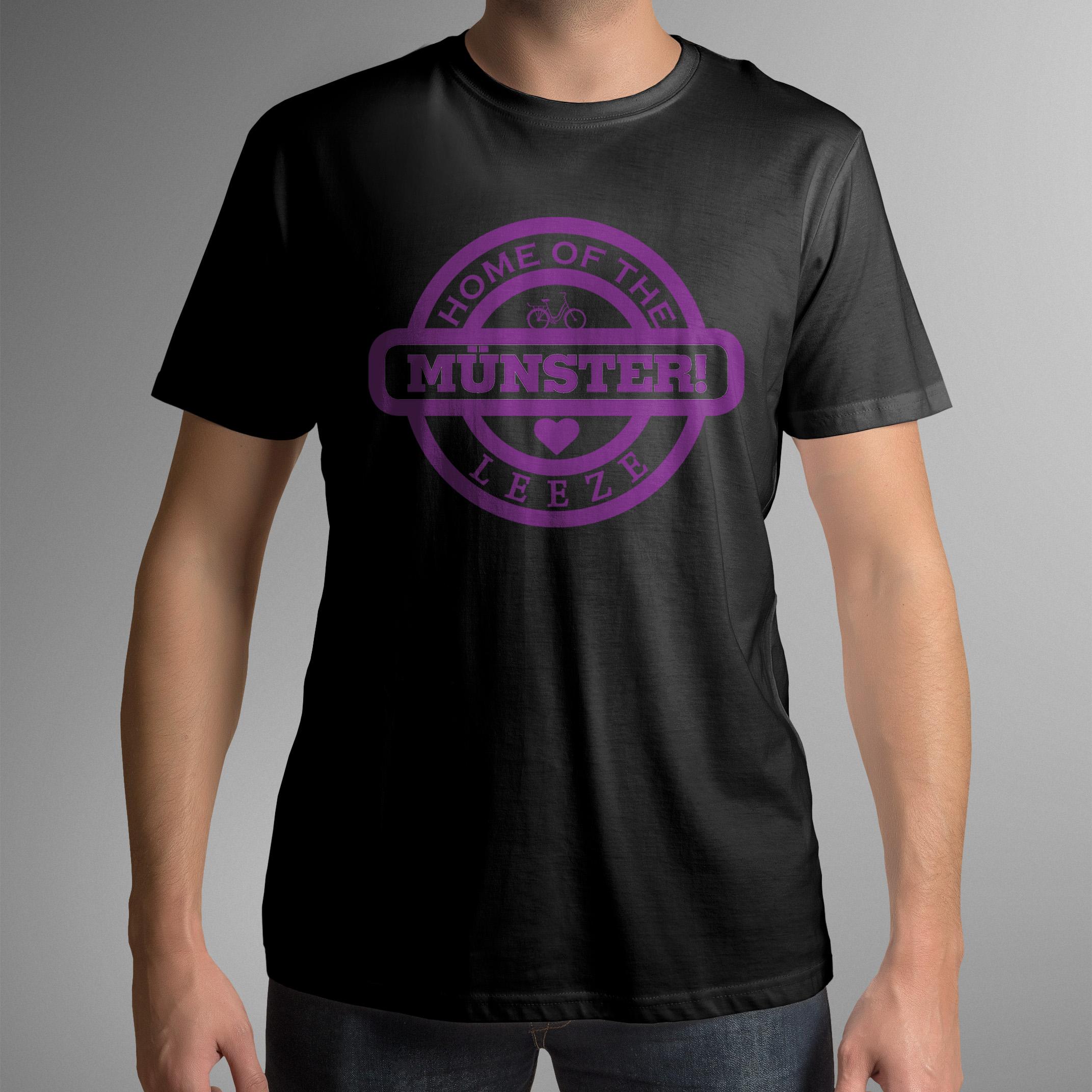 """Münster T-Shirt """"Leeze"""" (Rundhals)"""