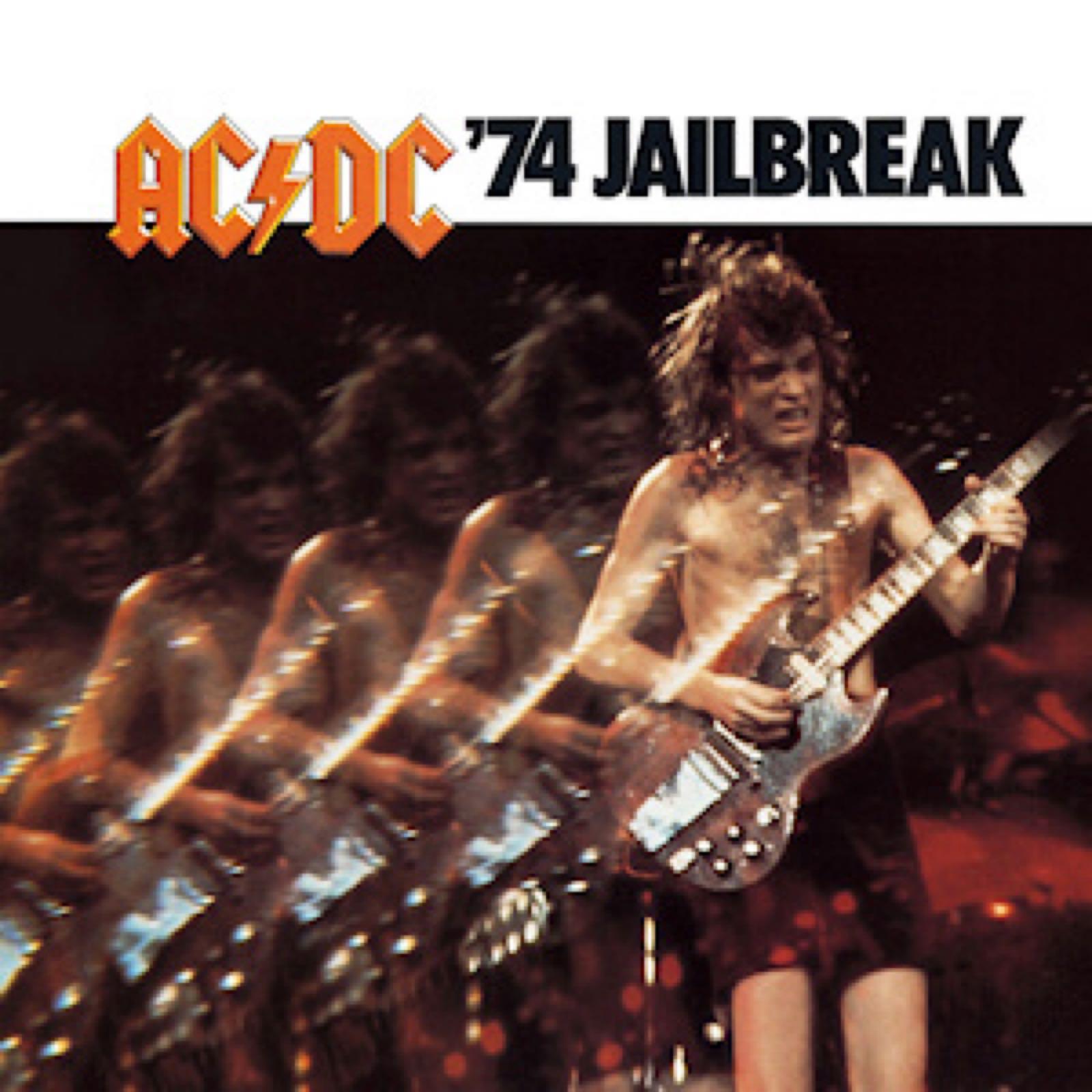 AC/DC - '74 Jailbreak [LP]