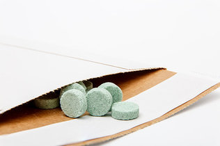 Yleispesuaine täyttöpakkaus Pirteä Piparminttu 10tbl