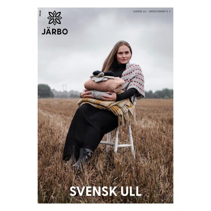 Järbo hefte Svensk ull