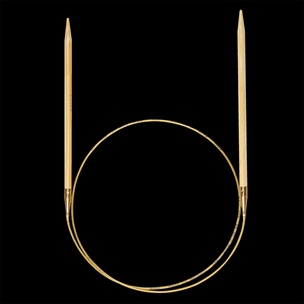 Addi bambus 40cm 9mm