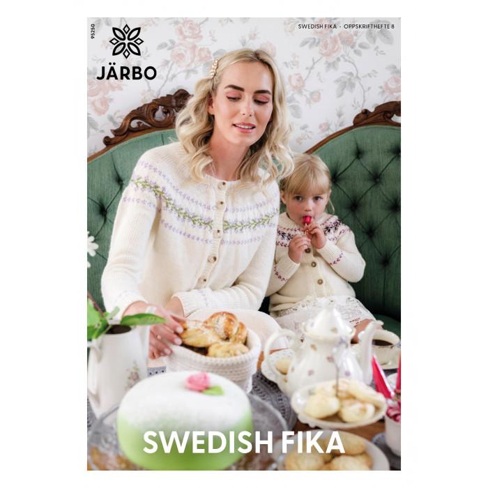 Mønsterhefte Swedish fika