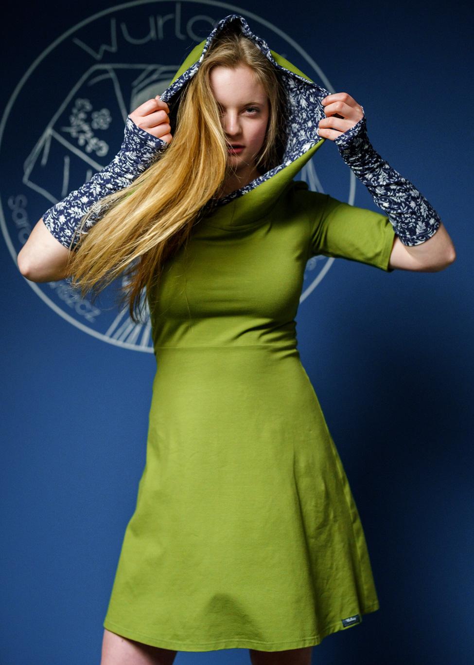 Kapu-Dress, Grün