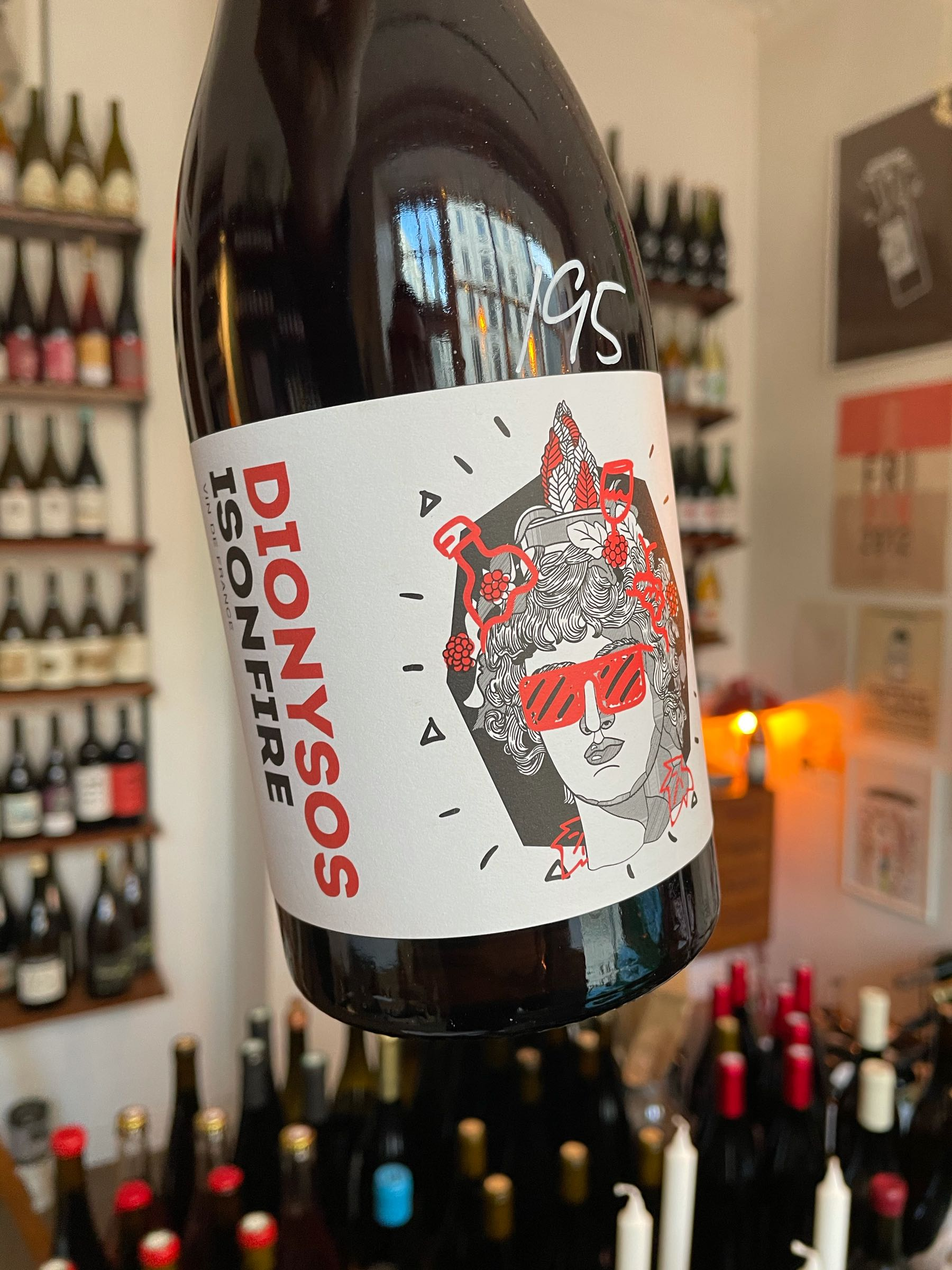 Dionysos 2019: Gamay Negoce - Domaine des Marnes Blanches