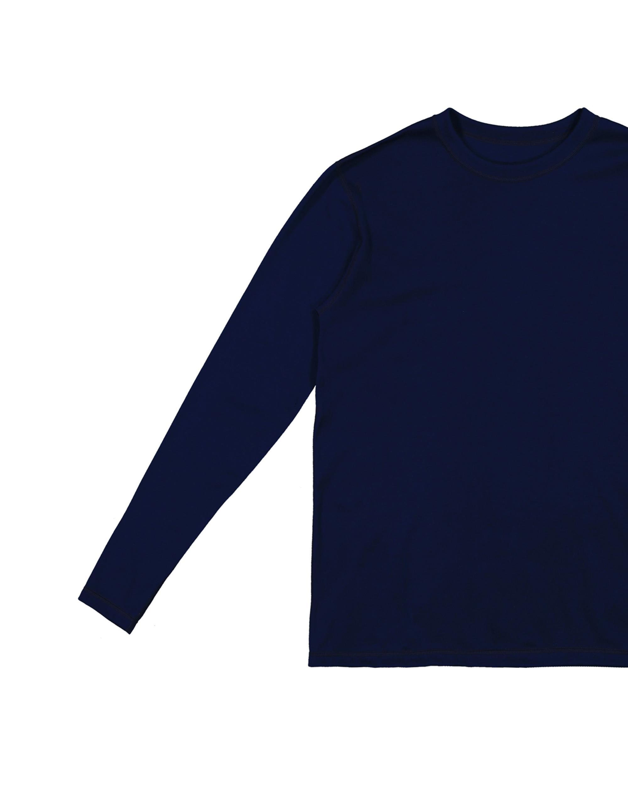 WOOL T-SHIRT (long sleeve)