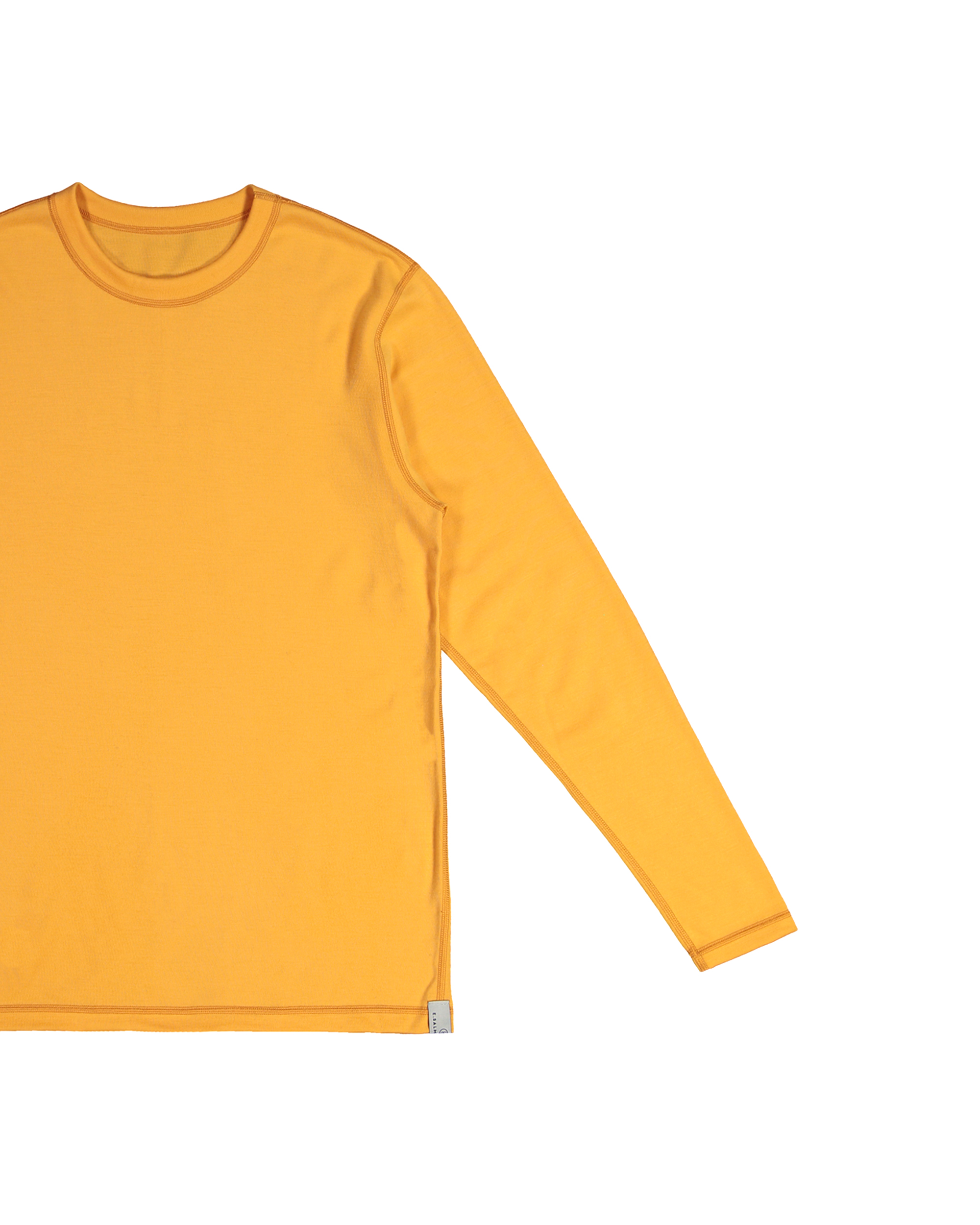 WOOL T-SHIRT (long sleeve)