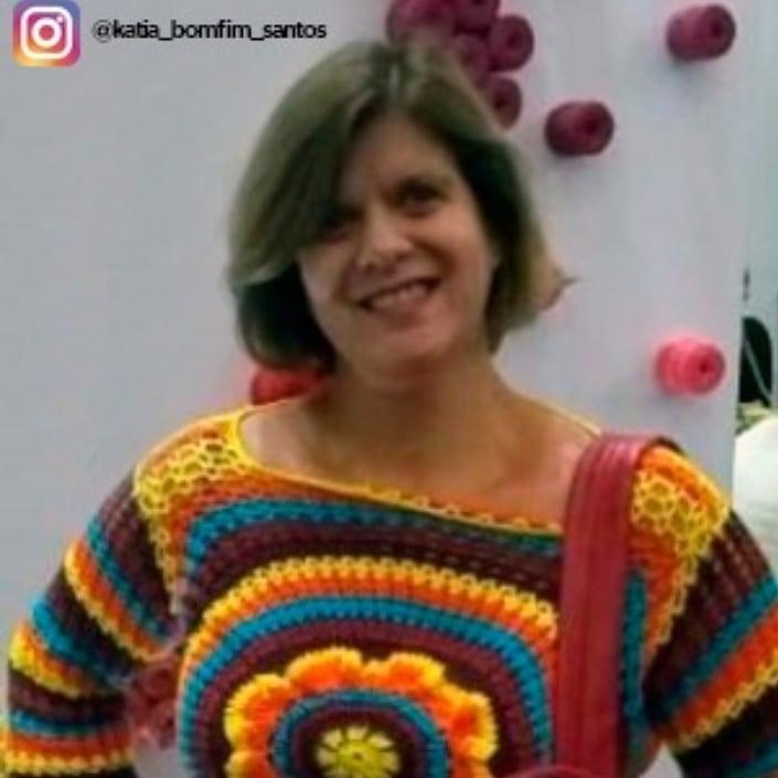 Kátia Bomfim Santos - Crochê