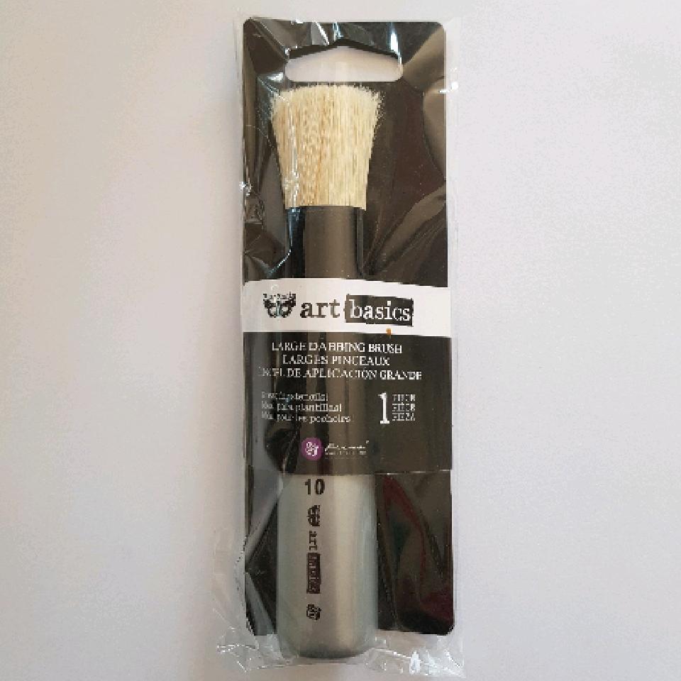 Finnabair Art Basics Large  Dabbing Brush