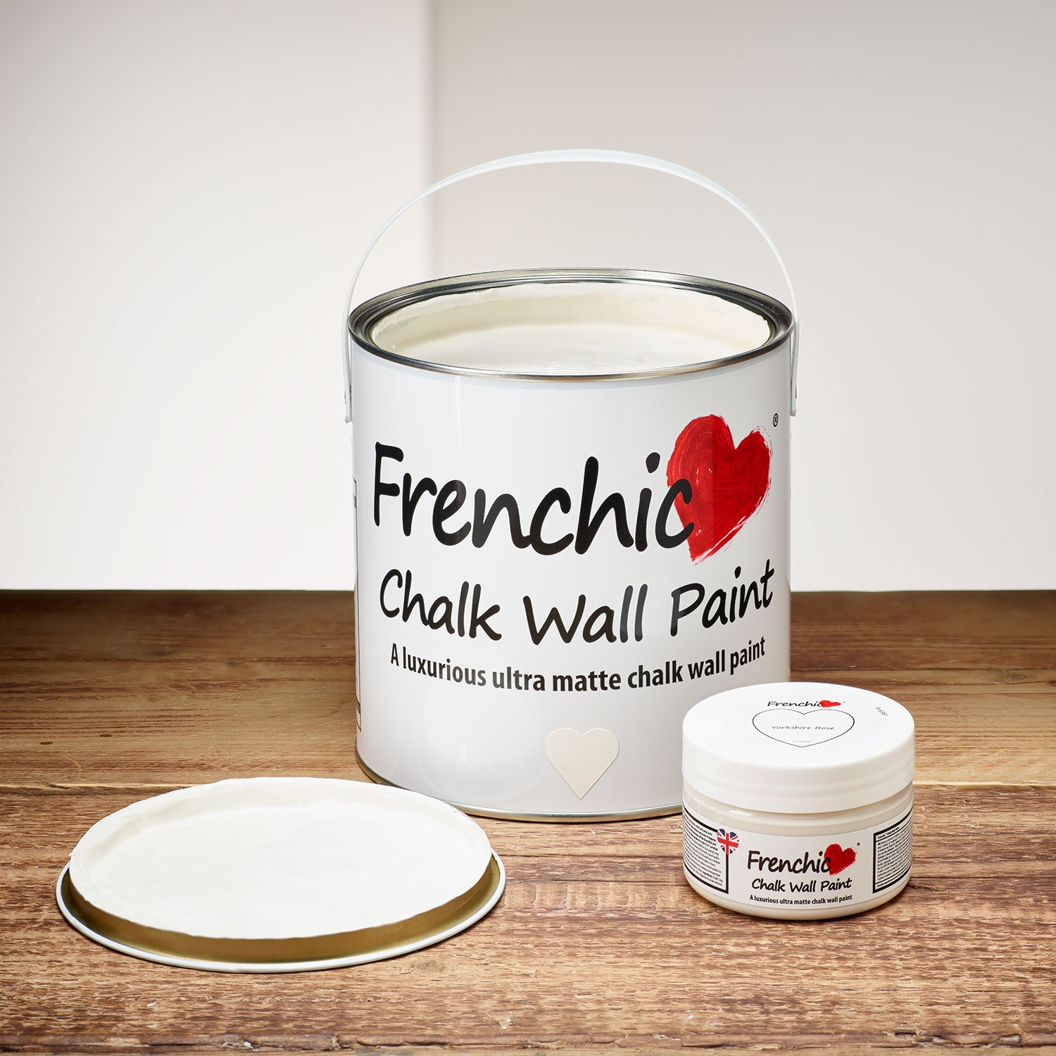 Yorkshire Rose Wall Paint Dinky (250 mls)