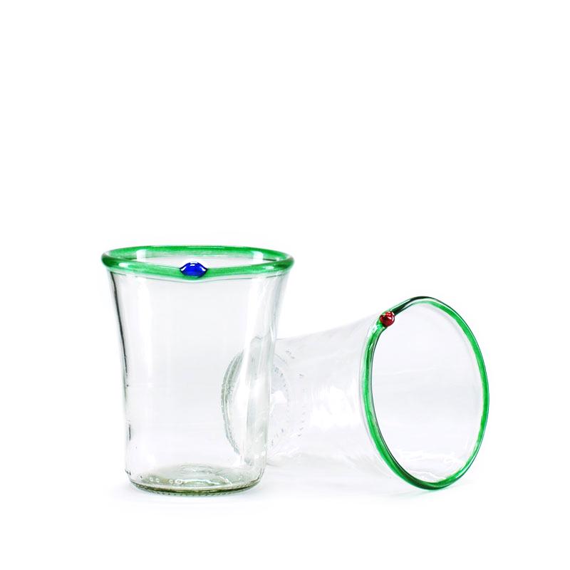 Lingon/blåbär - litet glas