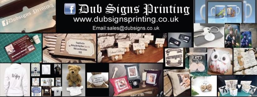 Dub Signs Printing