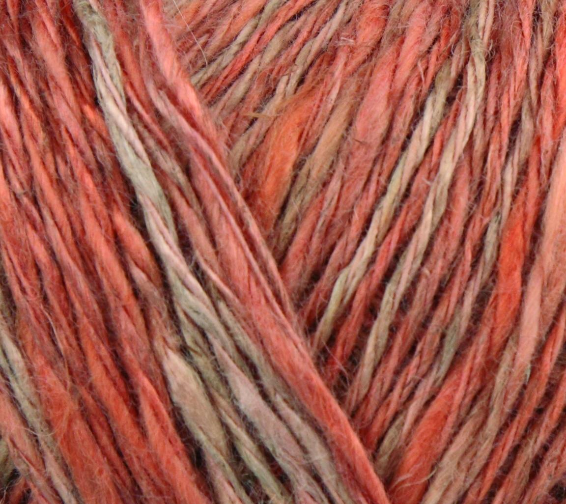 Scarlet Color Korall