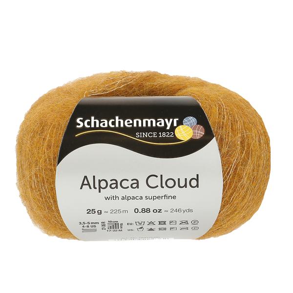 Schachenmayr Alpaca Cloud Guld