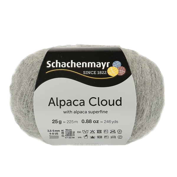 Schachenmayr Alpaca Cloud Feather