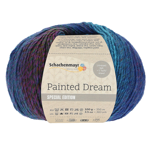 Schachenmayr Painted Dream Lagoon Color