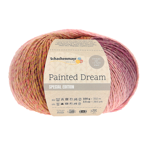 Schachenmayr Painted Dream Flower Color