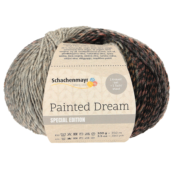 Schachenmayr Painted Dream Stone Color