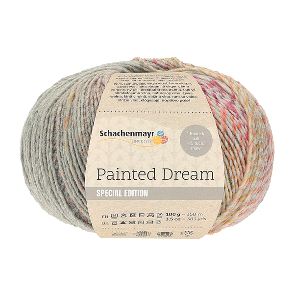 Schachenmayr Painted Dream Pastel Color