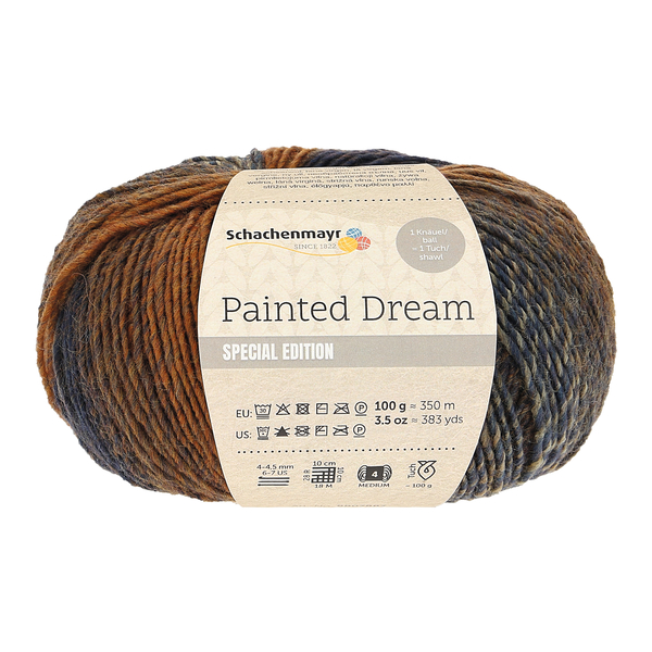Schachenmayr Painted Dream Cliff Color